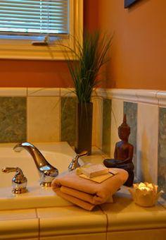 Silk Road Suite Bath