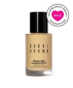 We ranked the best foundations for dry skin. See why Bobbi Brown Moisture Rich Foundation SPF 15 made our roundup. Make Up Tutorials, Bobbi Brown, Best Foundation For Dry Skin, Flawless Foundation, Anti Aging, Dry Skin On Feet, Makeup Tutorial Foundation, Dark Spots On Skin, Dry Skin Remedies