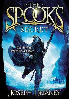The Spooks Secret by Joseph Delaney