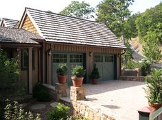 West Virginia - traditional - garage and shed - dc metro - McKEE CARSON