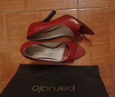 Shoes Paruolo-Argentina #zapatos #paruolo #shoes #redshoes