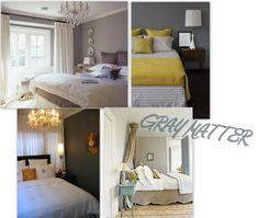 one wall grey? See Jane.: If These Walls Could Talk (See Jane Paint)