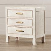Found it at Wayfair - Carrie 3 Drawer Nightstand