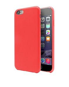 Unotec Funda iPhone 6 / 6S Soft Rojo