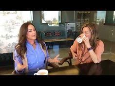 Lattes with Lorimer & Jessica Heredia