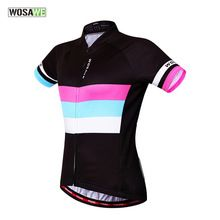 US $15.93 WOSAWE Women Cycling Jerseys Maillot Ciclismo Bike Clothes Clothing Sportwear Motorcycle Motocross Racing Downhill MTB T shirt. Aliexpress product