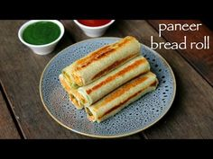 paneer bread roll recipe, bread paneer rolls, paneer stuffed bread rolls with step by step photo/video. ideal party starters or finger food snack appetiser Breakfast Recipes, Snack Recipes, Cooking Recipes, Bread Recipes, Diet Breakfast, Easy Recipes, Diet Recipes, Club Sandwich Recipes, Cheese Recipes