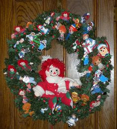 Christmas Collecting: Christmas Wreaths