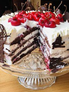 Food Cakes, Tiramisu, Cake Recipes, Ice Cream, Sweets, Ethnic Recipes, Desserts, Cake Ideas, Cupcakes