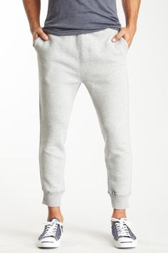 guys love their sweats, might as well give them a decent pair!
