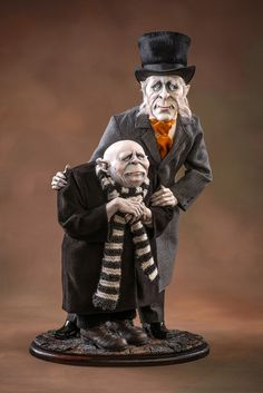 Eternal friends by Dustin Poche. Inspired by Illustrations by Jean-Baptiste Monge & Erlé Ferronniére 23 INCHES (58.42CM) Tall