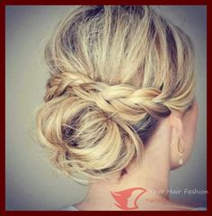 nice 25 Pretty Updo Hairstyles for Midi Hair 2016 , #forMidiHair #Pretty #UpdoHairstyles