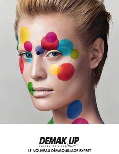 Carole Lasnier Makeup Artist - Advertising Portfolio Mod Makeup, Top Makeup Artists, Face Art, Body Painting, Advertising, Hair Beauty, Make Up, Color, Collections