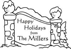 http://www.drsdesigns.com/custom-christmas-village-custom-name-sign/