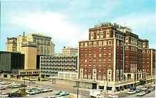 Chattanooga, Tennessee - The Read House and Motor Inn - vintage post card