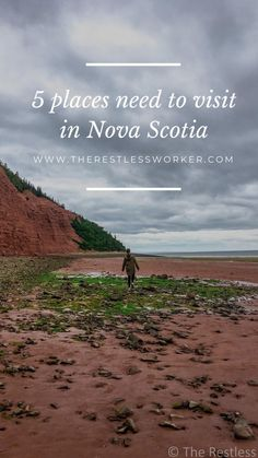 5 places in Nova Scotia you need to visit on your next trip - Social Media Collections Nova Scotia Travel, Visit Nova Scotia, East Coast Travel, East Coast Road Trip, Places To Travel, Places To See, Travel Destinations, East Coast Canada, Voyage Canada