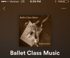 This is the perfect music for an at home class. However some tracks are short so you have to stop and start the track again. Ballet Music, Ballet Dance, Ballet Quotes, Dance Training, Perfect Music, Ballet School, Past Present Future, Classroom Ideas, Dancing