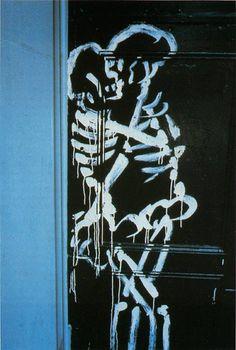 A la vie, à la mort ! / Street art.                                                                                                                                                                                 Plus