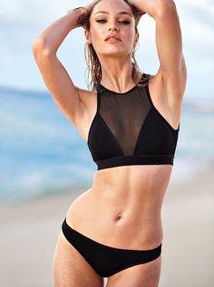 candice swanepoel bikini shoot8 Bombshell Alert! Candice Swanepoel Models Bikinis in Victorias Secret Shoot