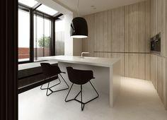 flat interior design, krakow.
