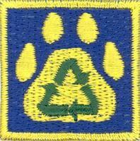 Cub Scouts/Protecting the Environment merit badge; Partiotuote, Ympäristönsuojelu-jälki , Sudenpentujen ympäristönsuojelu-jälki