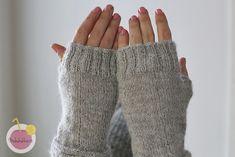 Baby Alpaca, Fingerless Gloves, Arm Warmers, Mittens, Knitting, Scarves, Pattern, Closet, Fashion