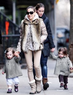 fashionable mama! The Sarah Jessica Parker Look Book - The Cut