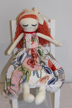 Cloth Doll Plush : Dita