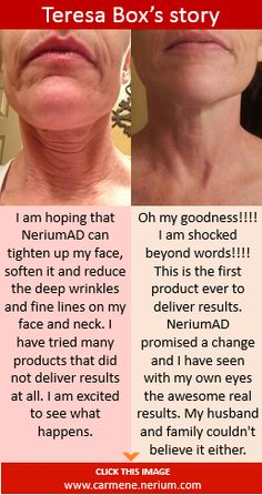 To see 1000+ stories of real people having real results visit www.carmene.nerium.com