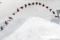 Torstein Horgmo  #TorsteinHorgmo  #BigAir  #TripleCork  #Snowboarding  #Kamisco