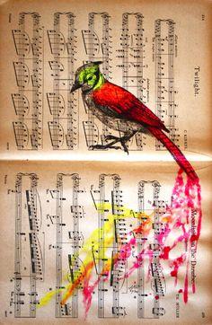 Flying Colours by LouiseMcNaught.deviantart.com on @deviantART