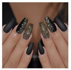 New Years nails 2016