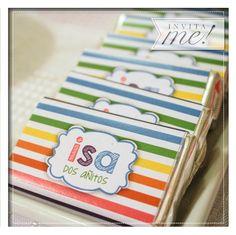 Chocolatines personalizados... hola@invita-me.com.ar