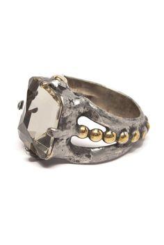 Magic Woman Ring | Evidence Jewelry via Moorea Seal