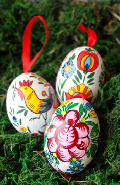 Handcrafted Easter Eggs - Boutique Victoria