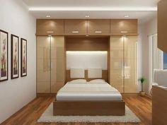 Bedroom Furniture Design, Home Room Design, Bedroom Cupboard Designs, Bed Furniture Design, Bedroom False Ceiling Design, Bedroom Closet Design, Bedroom Bed Design, Cupboard Design, Apartment Bedroom Design