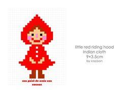 cocooning* Loom Beading, Beading Patterns, Cross Stitch Embroidery, Cross Stitch Patterns, Stitch Doll, Stitch Cartoon, Cross Stitch For Kids, Fuse Beads, Perler Beads