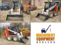 Cheap Used 1995 #Scattrak 1300C #Forestry_equipment by AW Equipment for $ 11000 in Indiana, PA, USA at MachineryEquipmentDealers.Com
