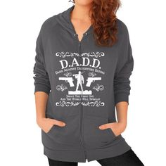 Fashions dadd Zip Hoodie (on woman)