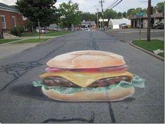 Great 3D street art