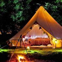 手ぶらで行けちゃう贅沢なキャンプ「グランピング」って知ってる?