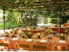 Beaulieu Garden Rutherford California Wedding Venues 3
