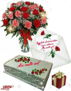 Happy Birthday, Gift Wrapping, Gardening, Videos, Flowers, Gifts, Roses, Happy Brithday, Gift Wrapping Paper