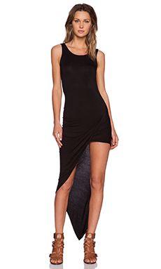 De Lacy Dawn Dress in Black