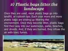 dangers of plastic bags presentation Plastic Pollution, Ecology, Fails, Presentation, Plastic Bags, Environment, Science, Image, Plastic Carrier Bags