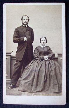 1860's Civil War Era CDV Photograph Tax Stamp Philadelphia PA Artistic Back | eBay