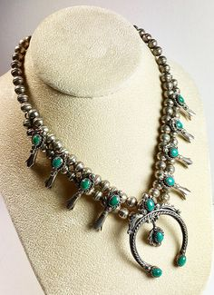 Sterling Silver and Turquoise Native by DianaKirkpatrickArt