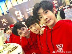 Li Linma, Liu Guanyi, Zhang Enshuo and Zhang Minghao