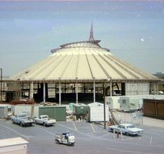 Building Space Mountain