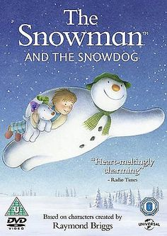 The Snowman And The Snowdog (DVD)